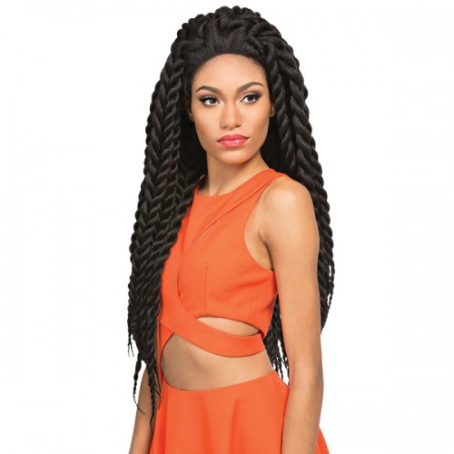 ... Click To Enlarge Image Outre X Pression Synthetic Braid Senegalese Twist  ...
