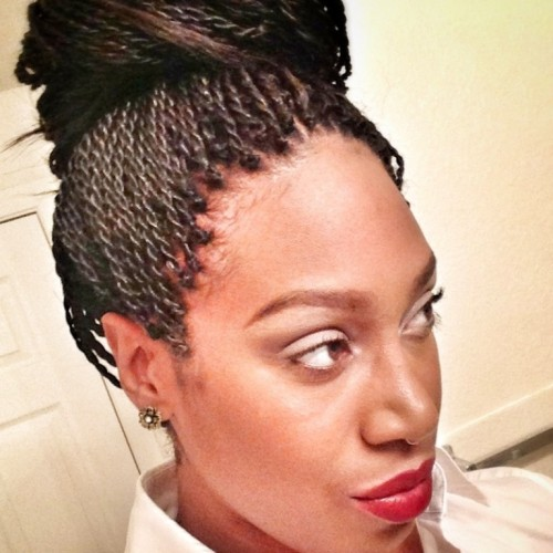 Click To Enlarge Image Prom Hairstyles For Senegalese Twist